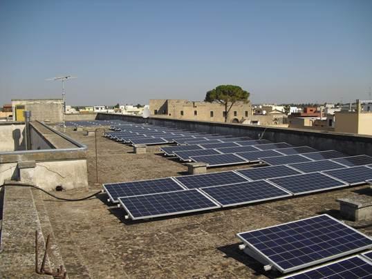 impianti fotovoltaici a collepasso - lecce