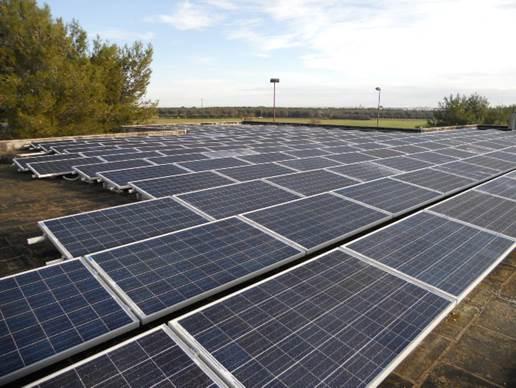 impianto fotovoltaico miggiano - lecce