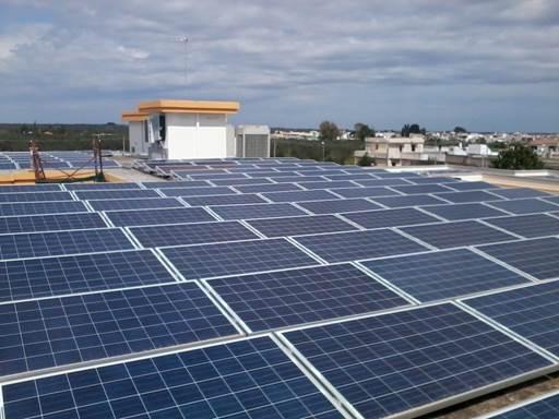impianti fotovoltaici a miggiano