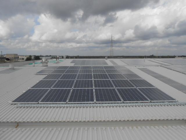 impianti fotovoltaici collepasso - lecce