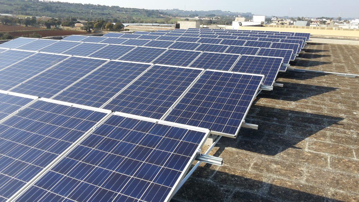 impianto fotovoltaico per aziende puglia