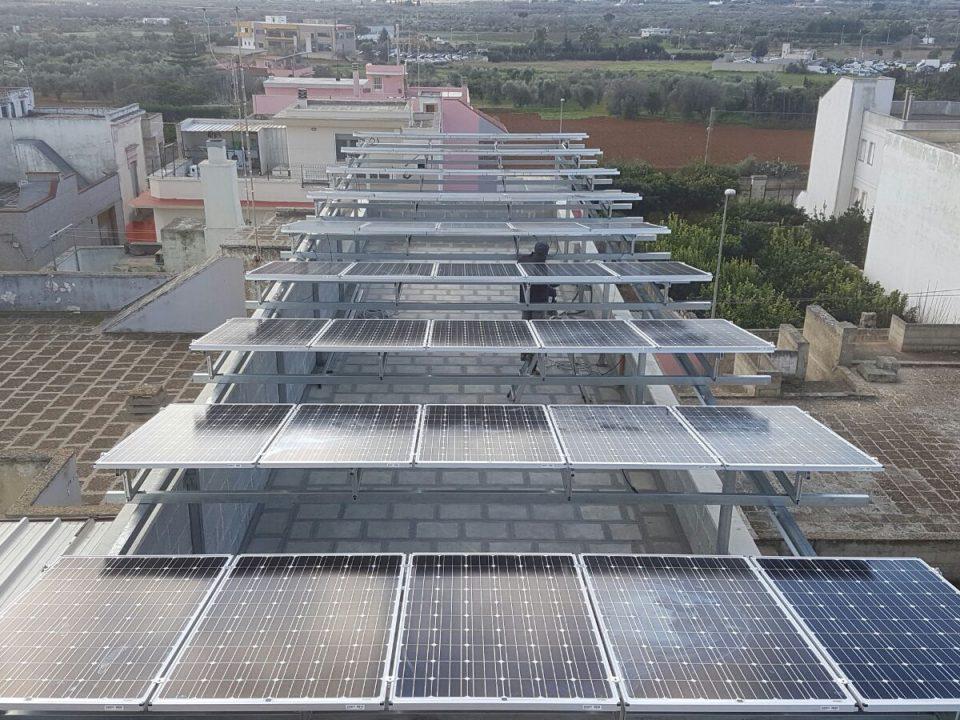 impianti fotovoltaici tuglie - lecce